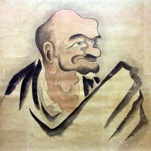 竹林坊肖像