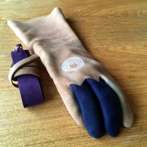 小改良手袋(甲)