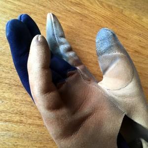小改良手袋(親指)